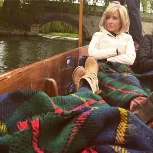 Punting the River Cam